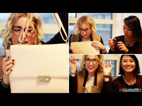 Road Bag in movie of ▶ ilovefashionbloggers sunday funday: vlog 1 - YouTube