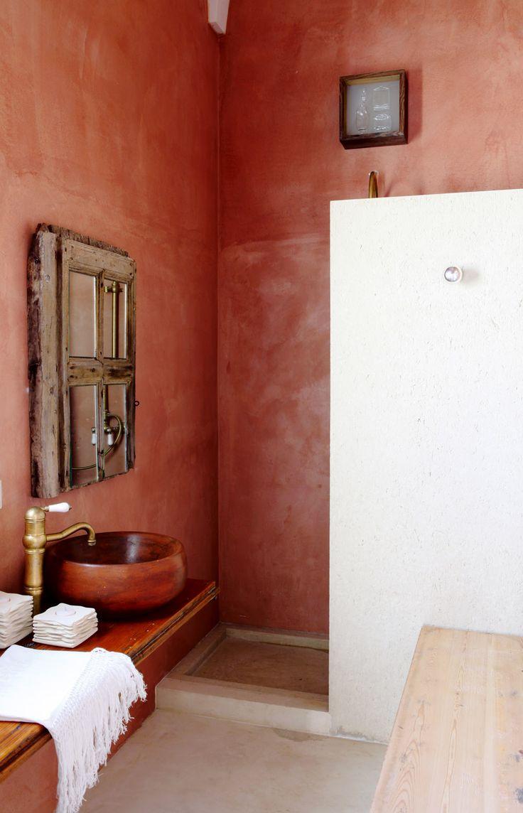 Raffaele, Francesca et leurs enfants, Lorenzo et Claudia, habitent depuis bientôt un an cette maison des Pouilles...