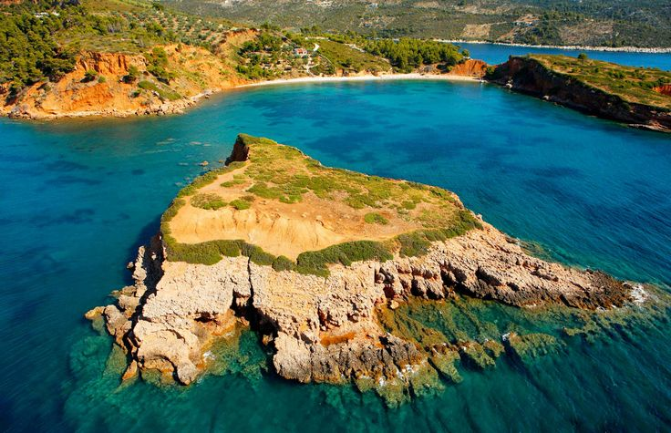 Alonnisos beach - Greece  http://globetrotter-blog.com/listing/alonnisos-greece/