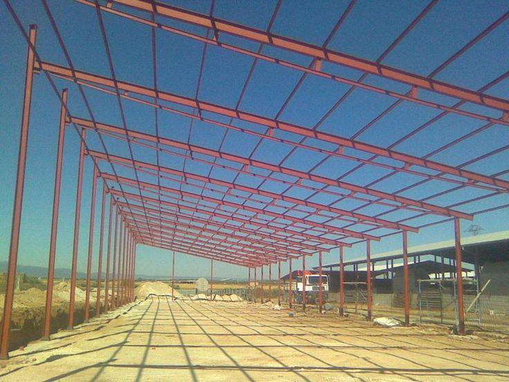Les 25 meilleures id es de la cat gorie estructuras - Estructuras metalicas para casas ...