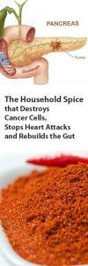 "What if there was a common household spice that could rebuild the gut wall to improve digestion, destroy cancer cells, stop a heart attack in its tracks and was useful for weight loss? I'm assuming you'd want to know more about it, right? The hot fruit of the cayenne plant (""capsicum annuum"") has been used as..."