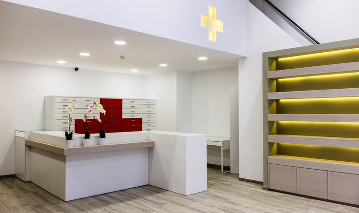 Pharmacy - Ground Floor Φαρμακείο - Ισόγειο