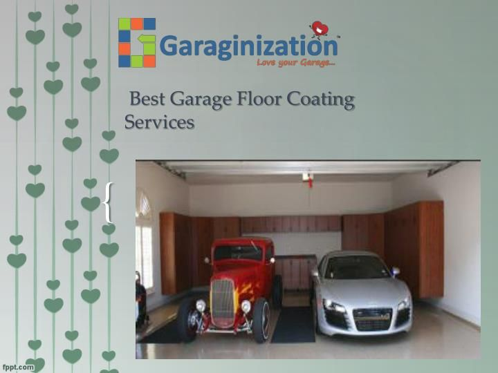 A Garage Floor Coating provides a seamless Garage Floor, not like Garage Floor Tiles, where there are seams and gaps for dust and insects.  More Details http://www.garaginization.com/