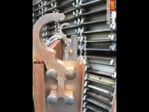 "19"" Aluminum Planks-wellmade scaffold,china-sales@wm-scaffold.com"