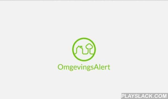 OmgevingsAlert  Android App - playslack.com , Deze app toont je de actuele vergunningsaanvragen voor de omgevingsvergunningen bij jou in de buurt (of rond een ander adres naar keuze). Op deze manier kun je eenvoudig zien waar er plannen zijn die jouw leefomgeving kunnen beïnvloeden: Een dakkapel van je achterbuurman, een kapvergunning van bomen in de buurt, een schutting of reclamebord naast je huis, industrie in de buurt... Je komt het allemaal te weten: Op een duidelijk kaartje, een…