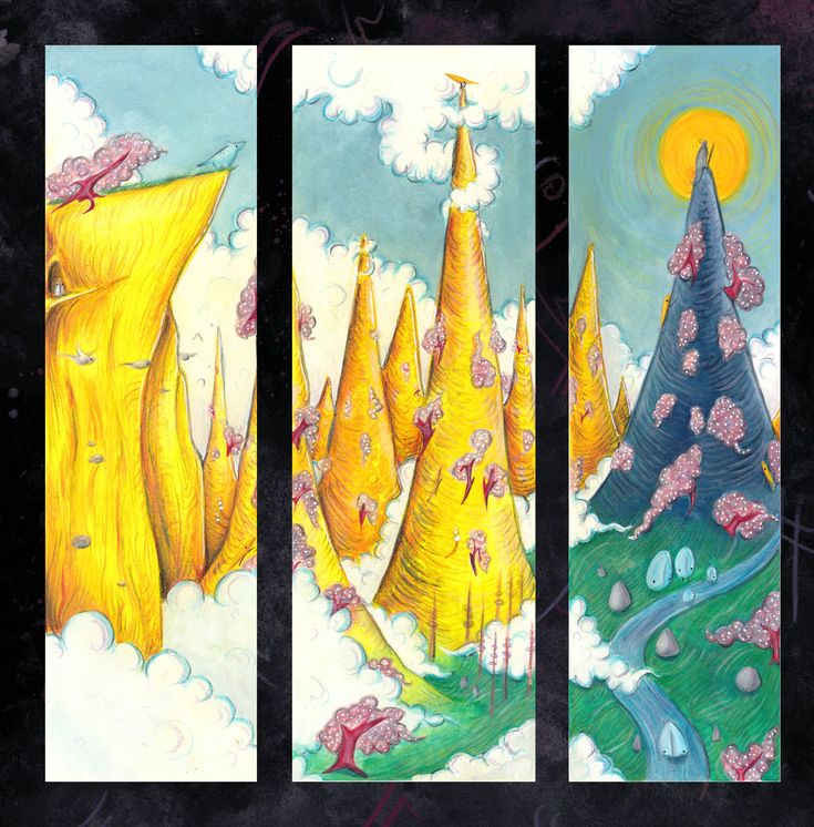 Ethel Wilks  #illustration #graphicnovel #gouache #indiegraphicnovel #comic #art #silentgraphicnovel #panelling #colourful #drseuss #shauntan #surreal #artist #artistsoninstagram #yellow