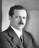 Edward Bernays - often cited as the 'Father of Public relations'  - From Wikipedia,
