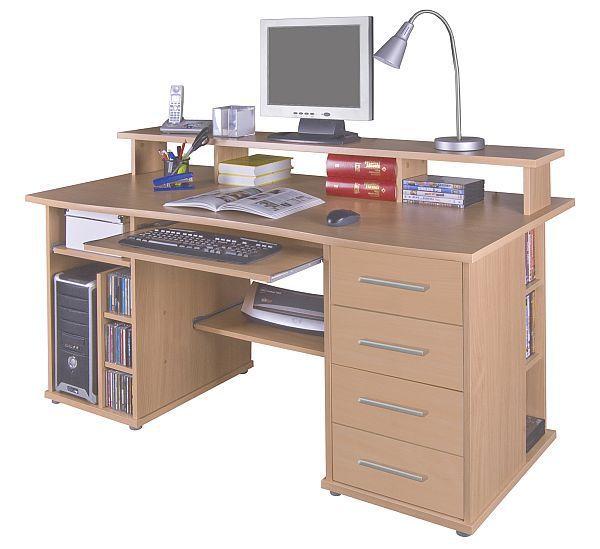PC stůl FRANZ - Sconto Nábytek