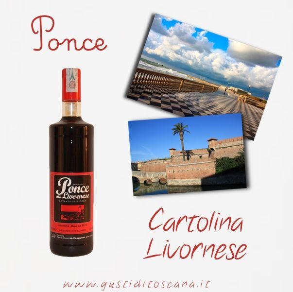 Dalla sincera, cordiale natura livornese ecco il Ponce. Unico. http://www.gustiditoscana.it/ponce-alla-livornese.html #liquore #tradizione #livorno #cittàdimare