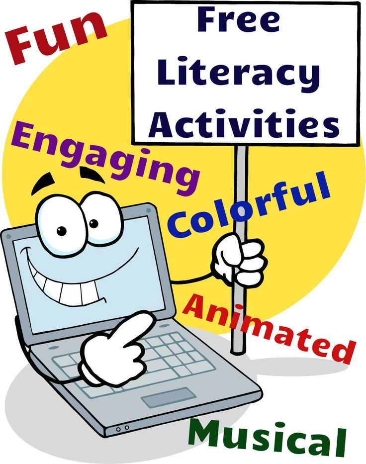 This site offers interactive literacy activities/games that can be played at three different levels. Activities also include worksheets! Free resource!