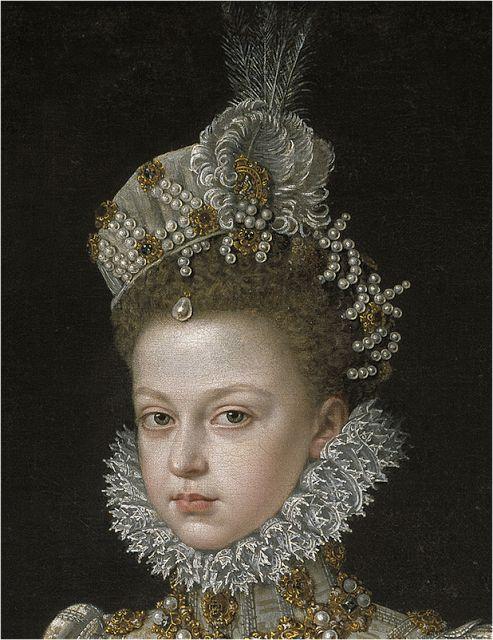 El peinado en las mujeres del siglo XVI  ¡¡Viva la Moda!! – Paperblog