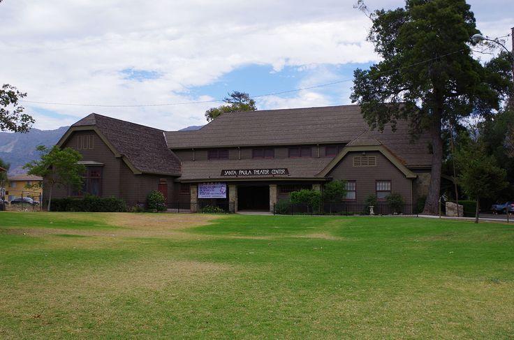 Ebell Club of Santa Paula in Ventura County, California