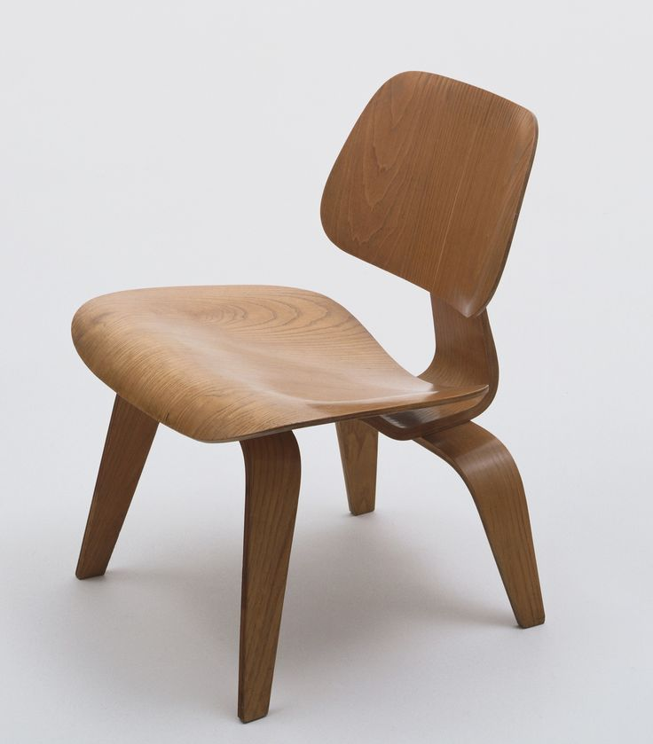 Charles Eames. Low Side Chair. 1946. Evans Products Co., Venice, California…