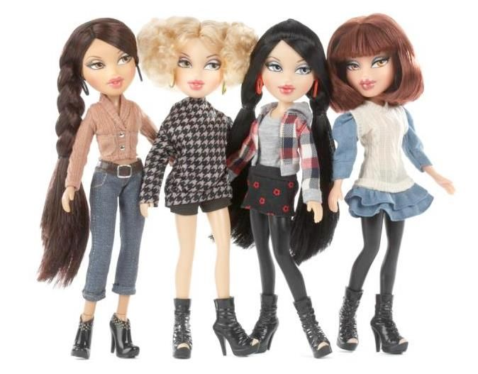 33 Best Images About Bratz Pictures On Pinterest Barbie