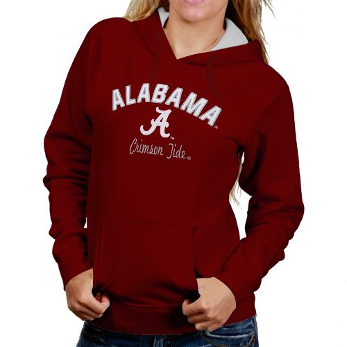 Alabama Crimson Tide Women's hoody.