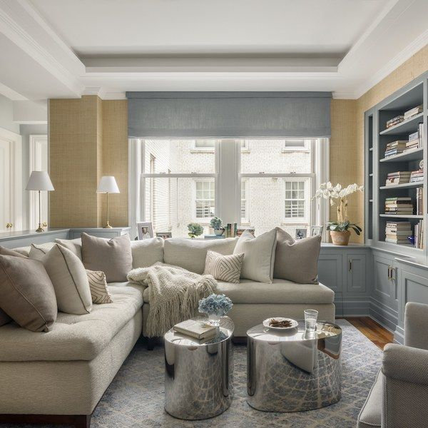 simple design in a comforting color palate