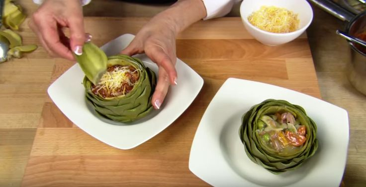 The quickest way to cook an artichoke is definitely in the microwave. Find out how easy it is to cook an Artichoke in the microwave with our instructions.