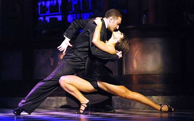 Saw Midnight Tango last weekend.  Music and dance moved me to tears. Vincent & Flavia are in a league of their own.
