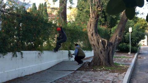 Xmas with the family! ✨ #homiesunidos – Vimeo / FaveLA skateboarding media's videos: Source: Vimeo / FaveLA skateboarding media's videos