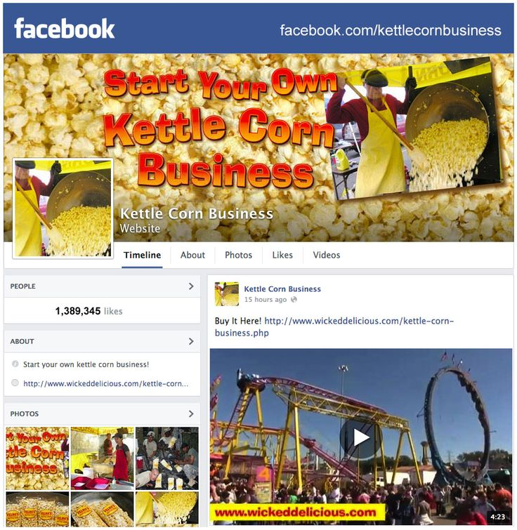 http://www.facebook.com/kettlecornbusiness