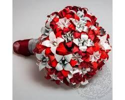 """Résultat de recherche d'images pour """"origami bouquet de rose"""""""