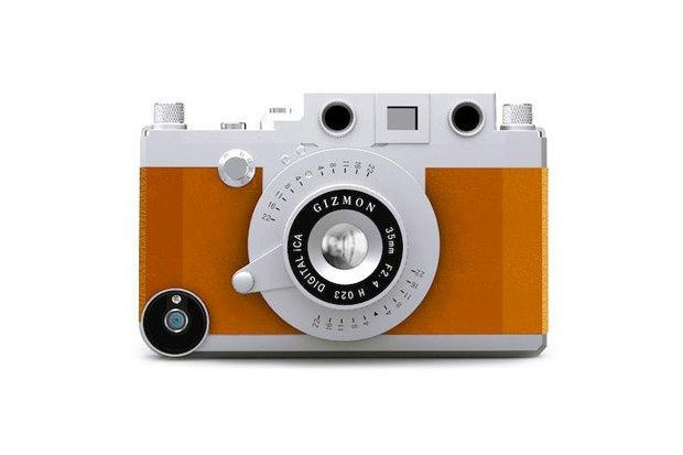 Case para iPhone 4 e 4S - Câmera