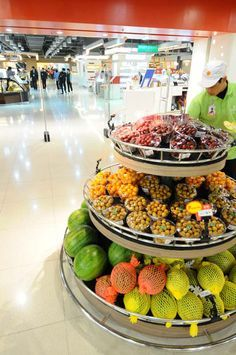 Tienda Alimentacion on Pinterest   Supermarket Design, Shop …