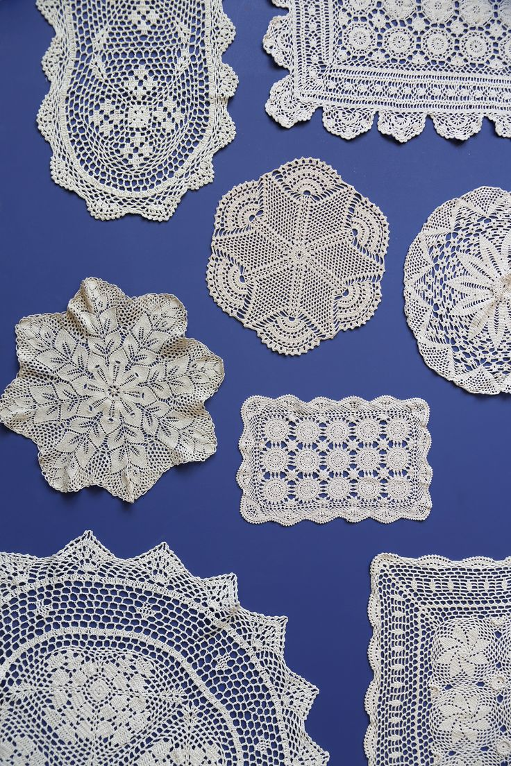 Crochet from the Krakow Collection Project Bly