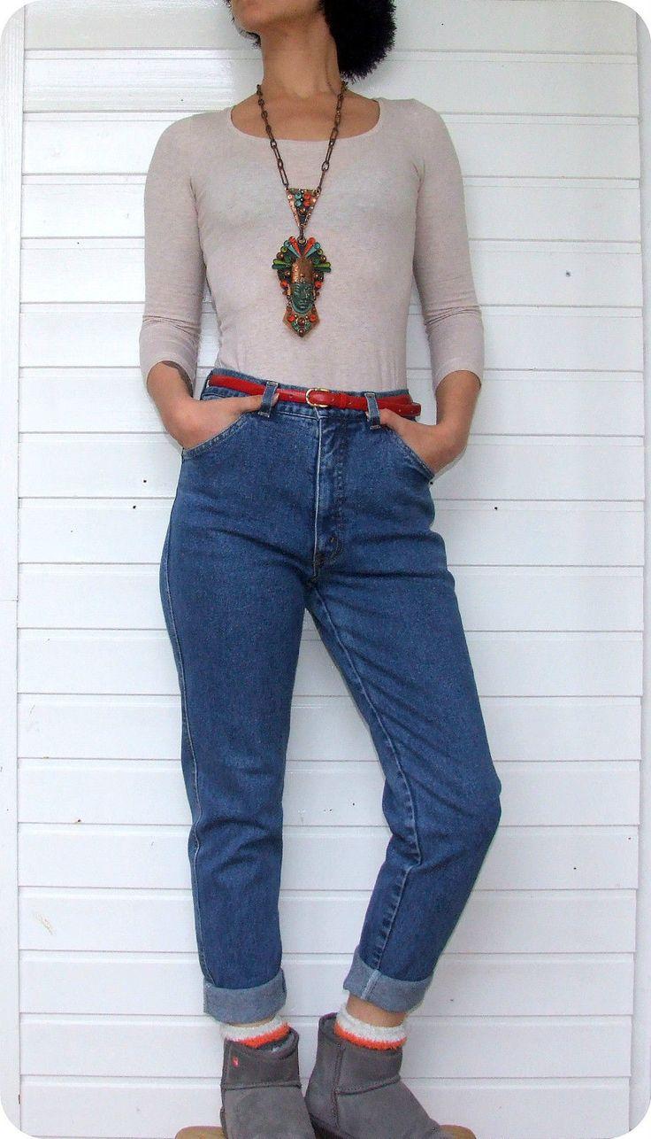 Vintage LEVIS Damen Jeans ORANGE TAB Women Pants W31 L30 LEVI'S 80s 90s Grunge in Kleidung & Accessoires, Damenmode, Jeans | eBay