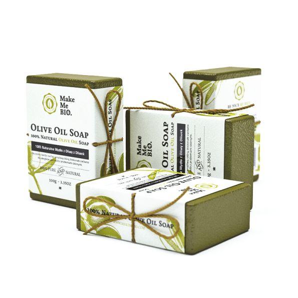 Naturalne mydło z czystej oliwy z oliwek, dedykowane osobom z bardzo suchą i wrażliwą skórą. Idealne dla alergików.
