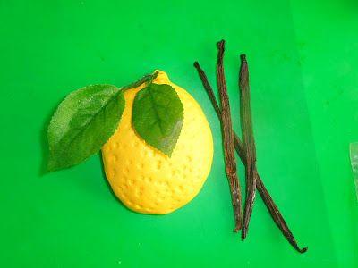 Heerlijke recepten van Jacqueline: Citroen/vanille rolfondant