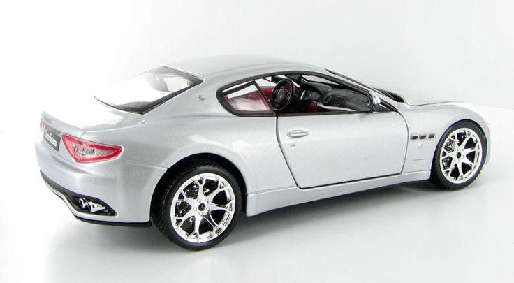 Bburago 2008 Maserati GranTurismo