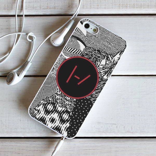 Twenty One Pilots Blurryface Patterns - iPhone 6 Case, iPhone 5C Case, iPhone 5S Case, plus Samsung Galaxy S4 S5 S6 Edge Cases - Shadeyou - Personalized iPhone and Samsung Cases