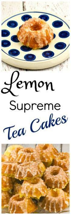 Lemon Supreme Tea Ca Lemon Supreme Tea Cakes is my favorite...  Lemon Supreme Tea Ca Lemon Supreme Tea Cakes is my favorite recipe from my mom and soooo easy! Shhhhh dont tell anyone but they begin with a cake mix and are a hit every time! People think you slaved for hours - lets let it be our secret! Recipe : http://ift.tt/1hGiZgA And @ItsNutella  http://ift.tt/2v8iUYW