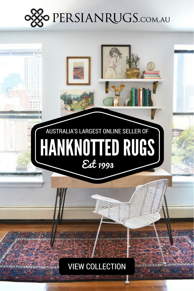 Australia's largest collection of hand knotted rugs. Shop online or visit us at our Sydney warehouse.