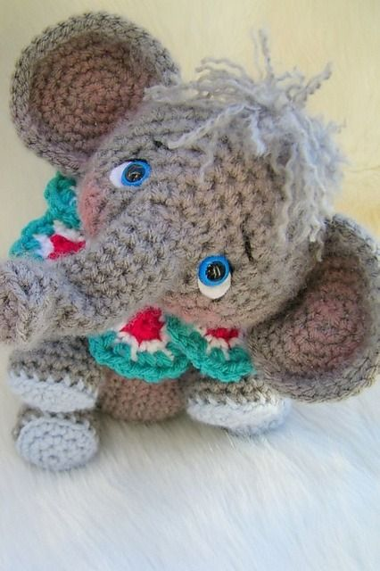 Download A Free Pattern Every Day Olifant Pinterest Amigurumi