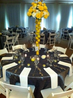 Drape Napkin Simple And Super Classy Reception