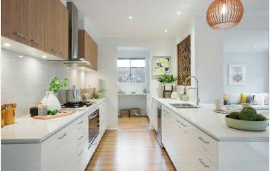 #porterdavis #kitchen #wood #white #home