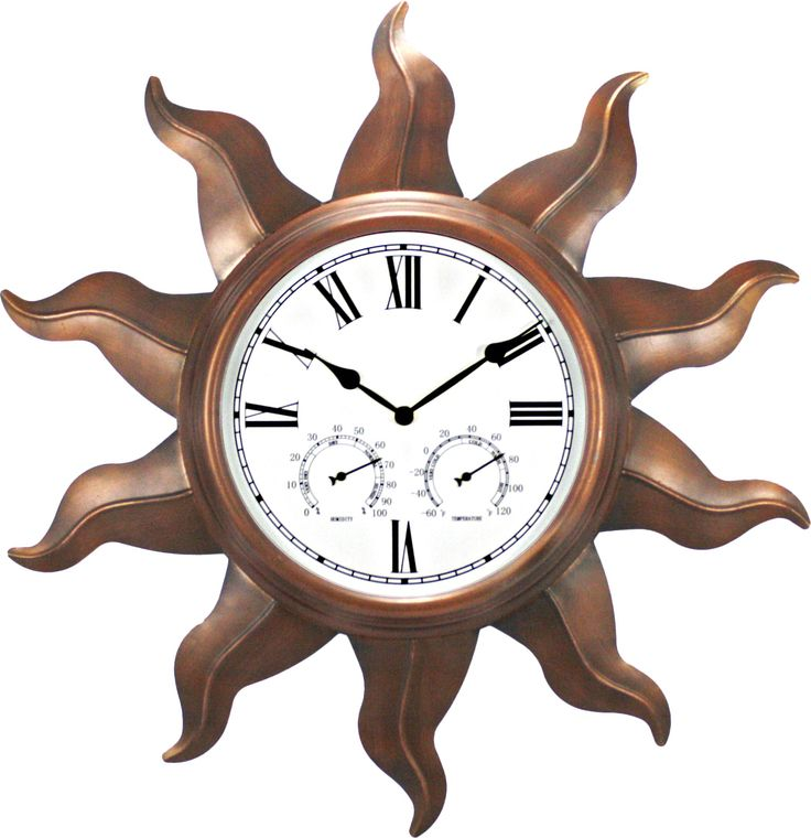 "24"" Indoor / Outdoor Wall Clock"