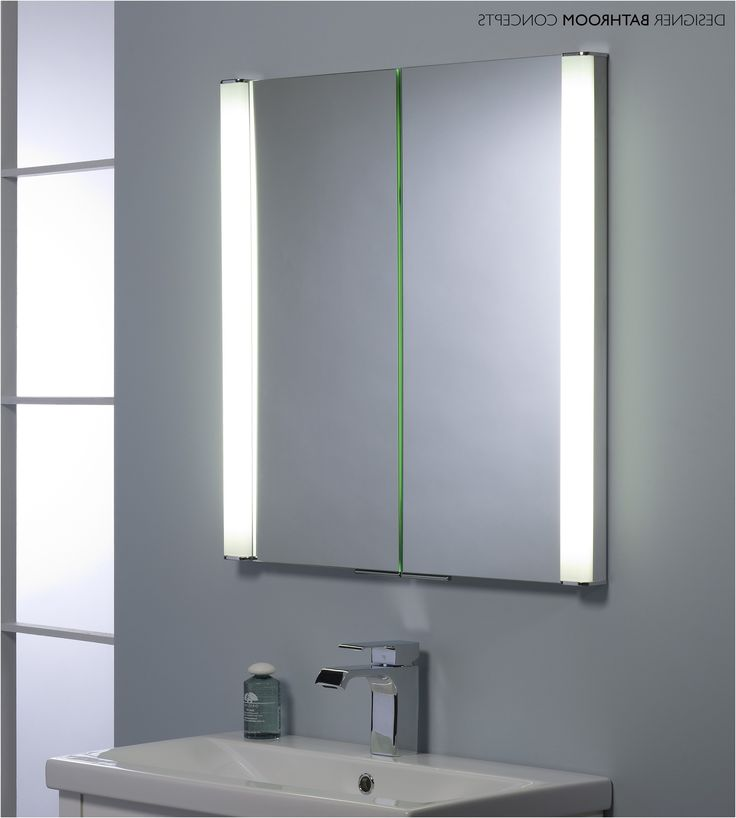 Absolutely Design Bathroom Mirror Cabinets From Cabinet With Lights