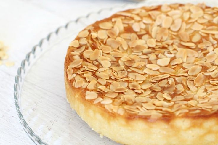 Lemon Almond Cake Thermomix