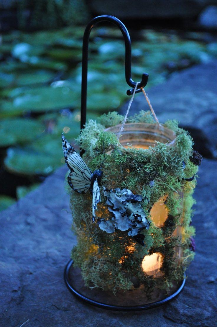 gorgeous hanging woodland wedding table number ideas