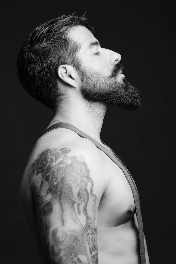 Astonishing 1000 Images About Beards On Pinterest Different Beard Styles Short Hairstyles Gunalazisus