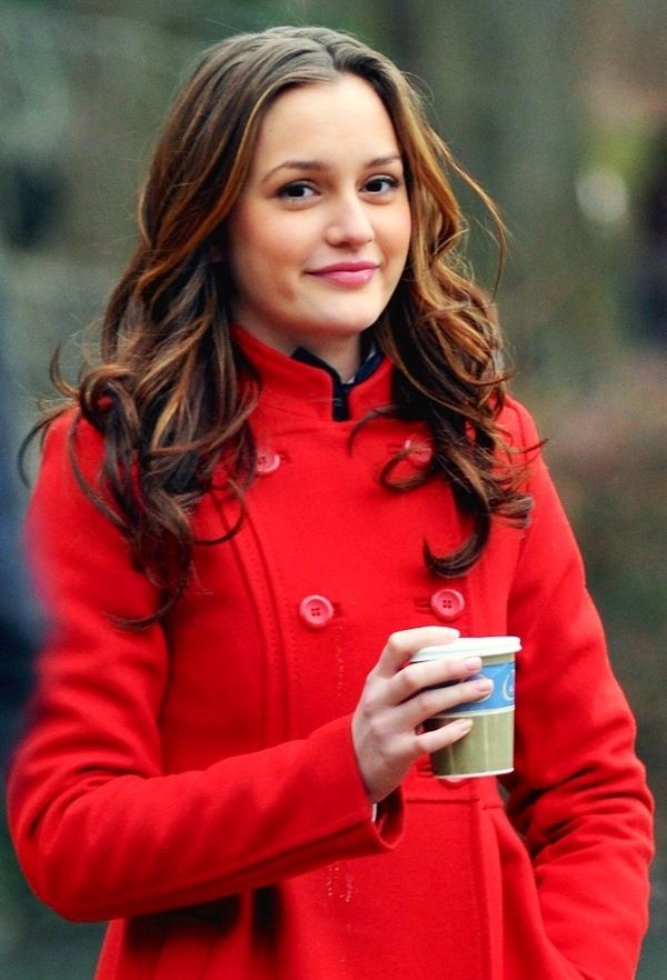Blair! if I could have her wordrobe and look as good in it as she did, ID TOTES…