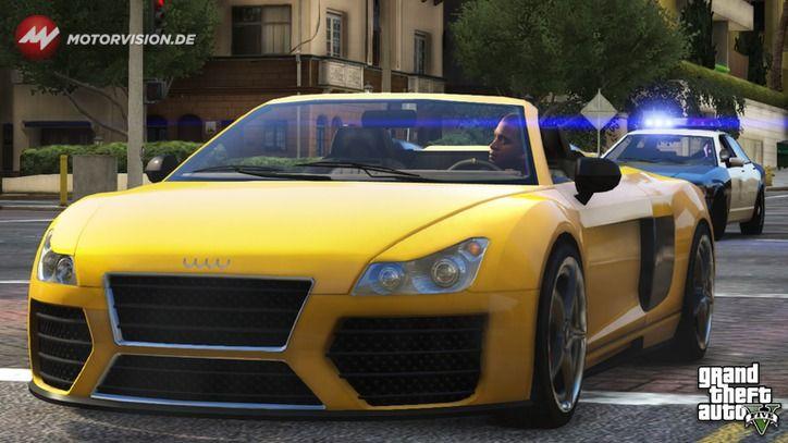 GTA 5 Fake-Audi