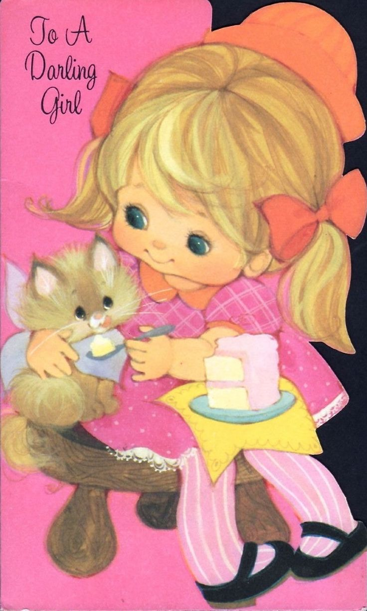 555 Best Vintage Cards Birthday Images On Pinterest Vintage