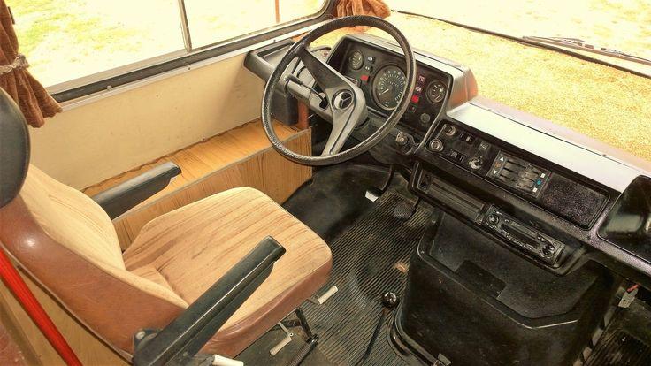 Hymer Wohnmobil 540 auf Mercedes 207D 601 T1 Oldtimer Diesel integriert 1978 | eBay