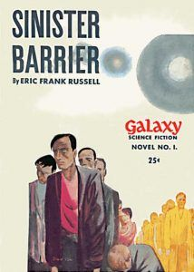 Galaxy Science Fiction Novels #1