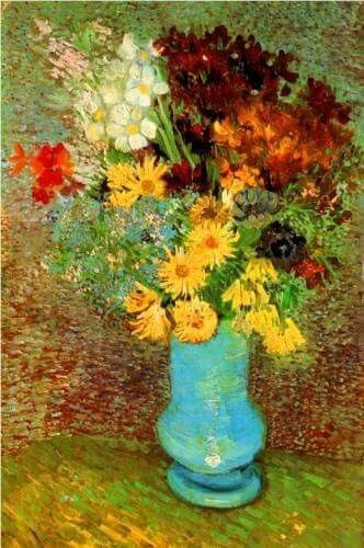 Vincent Van Gogh (1853-1890) Flowers