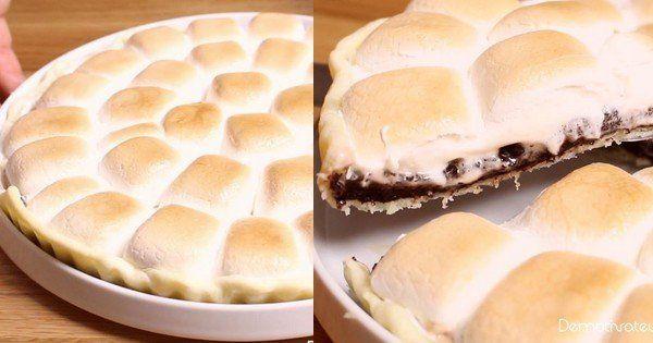 Cette tarte, très originale, va vous donner l'eau à la bouche ! Si vous ne savez pas quoi préparer pour le goûter, optez pour cette délicieuse tarte au chocolat recouvert...